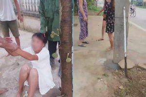 Phú Thọ: Người bắt cóc trẻ em, chém người truy đuổi có dấu hiệu bị bệnh tâm thần