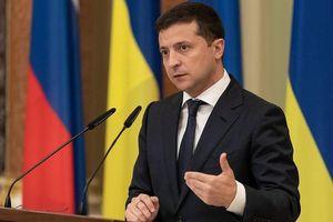 Tổng thống Ukraine khẳng định về Donbass và cam kết khôi phục toàn vẹn lãnh thổ