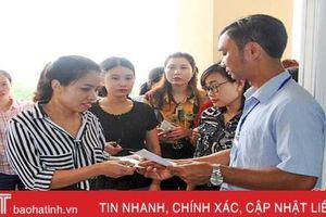 Hà Tĩnh tuyển 41 công chức vào các sở, ban, ngành, địa phương theo diện thu hút nhân tài