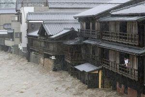 Siêu bão Hagabis sắp đổ bộ, Nhật Bản kêu gọi sơ tán hàng triệu người