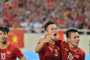Tin vui với ĐT Việt Nam trước trận gặp Indonesia