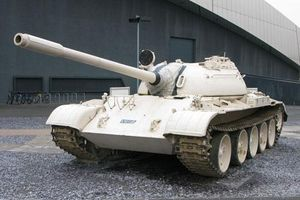 Chi tiết đặc biệt trên hai dòng xe tăng T-54/55 và T-62 Việt Nam