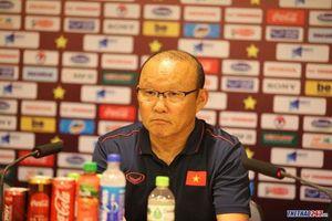 Báo Malaysia: 'HLV Park Hang Seo là bậc thầy về chiến thuật'