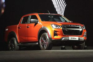 Xe bán tải Isuzu D-Max 2020 lột xác toàn diện, thách thức Ford Ranger
