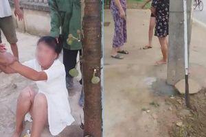 Thực hư thông tin người phụ nữ bắt cóc trẻ con, chém người truy đuổi ở Phú Thọ