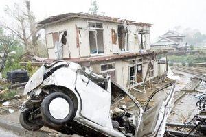 Nhật Bản oằn mình đón siêu bão Hagibis nguy hiểm nhất thế kỷ