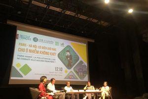 Ô nhiễm không khí tại Hà Nội: Thực trạng và giải pháp
