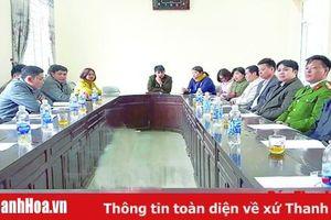 Huyện Thường Xuân tăng cường công tác giám sát, phản biện xã hội