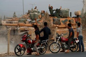 Thổ Nhĩ Kỳ tăng cường tấn công tại Syria