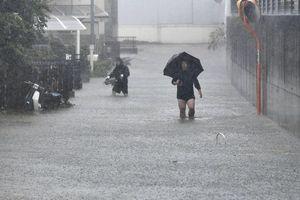 Khách du lịch liên lạc số điện thoại hỗ trợ nào nếu đang ở Nhật khi bão Hagibis đổ bộ?