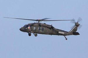 Trực thăng Black Hawk lần đầu cất cánh không cần phi công
