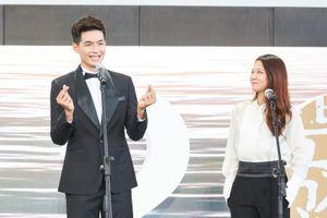 Quốc Anh 'Bí mật của gió' đẹp trai, thả tim khiến fan Hàn phát cuồng