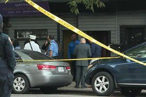 Xả súng tại Mỹ làm 4 người thiệt mạng, 3 người bị thương