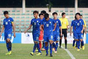U19 Thái Lan thua tan nát, xếp cuối giải giao hữu U19 quốc tế