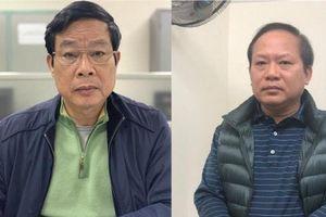 Vụ AVG: Khai trừ khỏi Đảng 2 cựu Bộ trưởng Bộ TTTT