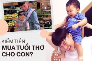 Stylist Lê Minh Ngọc: 'Đừng lấy lý do kiếm tiền mua bỉm sữa cho con, bởi cái con cần toàn thứ không tốn tiền'
