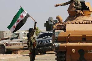 Liên tiếp hứng chịu 'đòn giáng' phản đối, Thổ vẫn đẩy tốc chiến dịch tại Syria