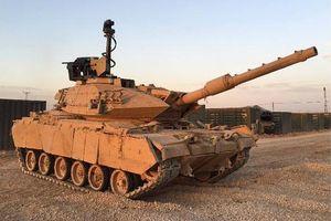 M60TM Thổ Nhĩ Kỳ vô hiệu hóa mọi loại tên lửa chống tăng của người Kurd