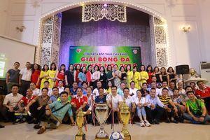 Cúp Kết Nối 2019: Nơi hoài niệm của học sinh THPT Hà Nội khóa 93-96