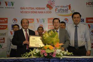 Việt Nam tổ chức giải châu Á, World Cup, nhà tài trợ cũng theo