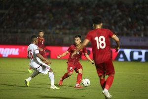 U-22 Việt Nam hòa U-22 UAE dù thiếu những 'nhân tố dẫn đường'