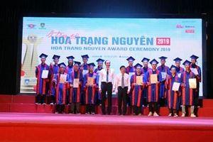Trao Giải Hoa Trạng Nguyên khu vực phía Bắc năm 2019