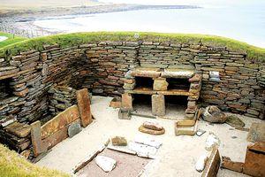 Nước biển dâng đe dọa các công trình kiến trúc cổ