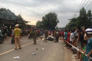 Tai nạn liên hoàn giữa 3 xe máy, 4 người thương vong