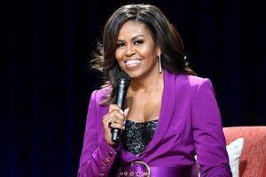 Cựu Đệ nhất phu nhân Mỹ Michelle Obama sẽ đến Việt Nam vào tháng 12