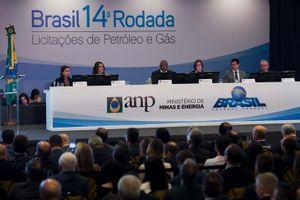 Brazil thu về số tiền kỷ lục từ bán thầu dầu mỏ ngoài khơi