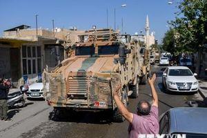 SOHR: Quân đội Thổ Nhĩ Kỳ chiếm nhiều khu vực trọng yếu ở Bắc Syria