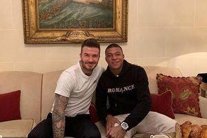 David Beckham tiếp cận chiêu mộ Mbappe