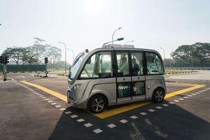 Singapore sẽ sử dụng xe buýt tự lái vào năm 2022
