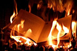Ngỡ ngàng khi mẹ 'nổi điên' chửi mắng, đốt cả sách vở của con