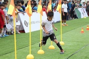 Cầu thủ nhí 2019: Ươm mầm tài năng cho bóng đá Việt Nam