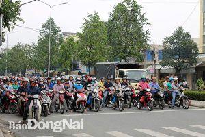 Chất lượng không khí ở Đồng Nai vẫn trong ngưỡng an toàn