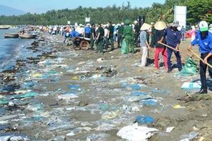 Mối lo từ rác thải nhựa