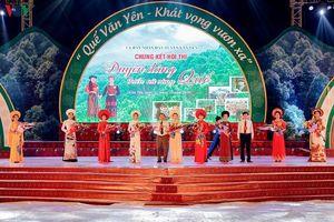 Ấn tượng Lễ hội Quế Văn Yên và Hội thi 'Duyên dáng thiếu nữ vùng Quế'