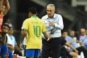 Neymar chấn thương, Brazil hòa thất vọng Nigeria