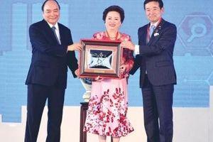 Bà Nguyễn Thị Nga, Chủ tịch Tập đoàn BRG: 'Tôi muốn Hà Nội là nơi đáng sống của thế hệ người Việt trẻ'