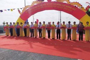 Hải Phòng: Khánh thành tuyến đường đôi trị giá 1.290 tỷ đồng
