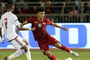 U22 Việt Nam 1–1 U22 UAE: Tỷ số đẹp của trận giao hữu