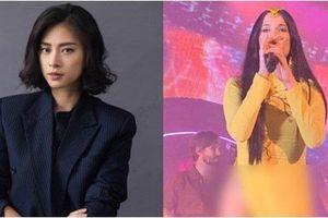 Ngô Thanh Vân bức xúc ca sĩ Kacey Musgraves mặc áo dài Việt nhưng quên mặc quần, khoe dáng kệch cỡm