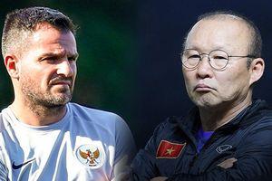 HLV Park Hang-seo: 'Việt Nam đã chuẩn bị sẵn sàng để thắng Indonesia'