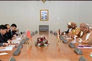 Thúc đẩy hơn nữa quan hệ hợp tác nhiều mặt Việt Nam - Oman