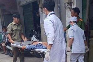 Cảnh sát khống chế kẻ chém chết người rồi cố thủ trong nhà