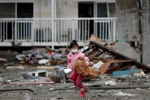 Trẻ em Nhật học cách tự cứu lấy mình trong thảm họa, bão lũ