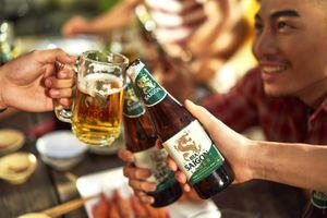 Bia Saigon Larger - vị ngon 'quốc dân' vươn tầm quốc tế