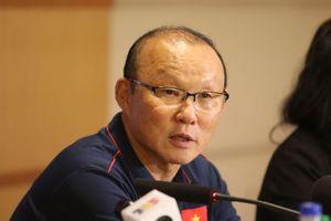 HLV Park Hang-seo chỉ ra cái tên thay thế Tuấn Anh