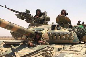 SAA bất ngờ điều quân giải cứu SDF